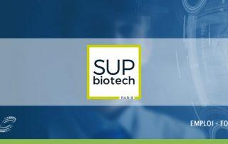 Supbiotech, partenaire de l'AFSSI