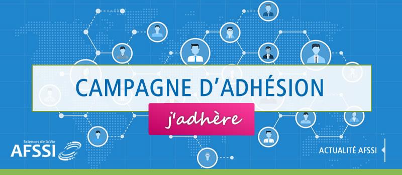Campagne d'adhésion AFSSI