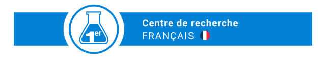 1er centre de recherche français