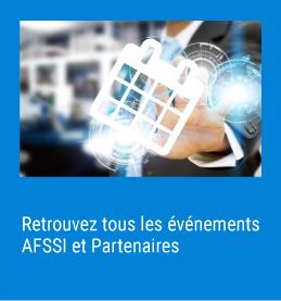 Découvrez les événements AFSSI et les événement de la filière
