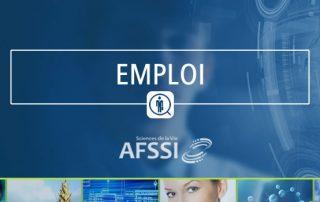 Offre d'emploi AFSSI Sciences de la Vie
