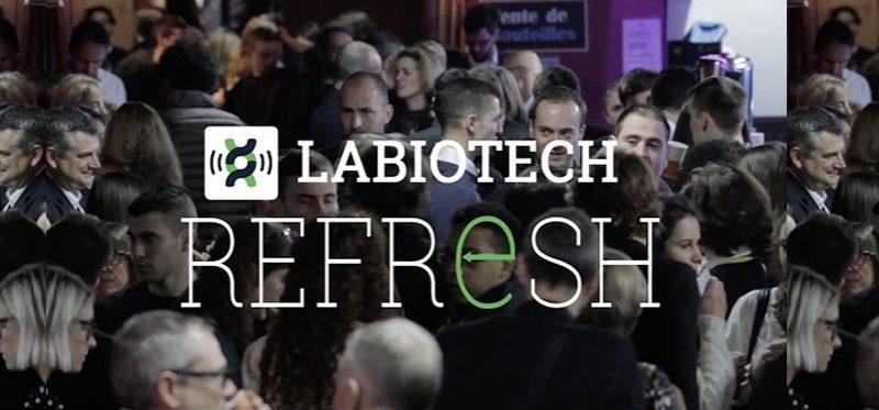 Labiotech Refresh, Europe's Most Refreshing Biotech Event