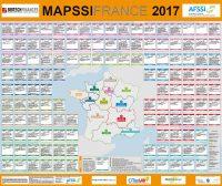 MAPSSI 2017 - Poster des sociétés de services et d'innovation en santé