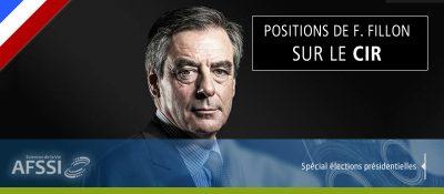 Presidentielle 2017 : F Fillon et le CIR