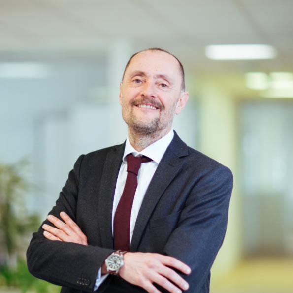 Xavier MORGE, Président AFSSI
