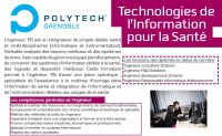 Nouvelle formation Polytech Grenoble