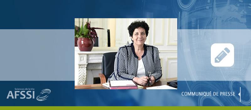 L'AFSSI se félicite de la confirmation de Frédérique Vidal dans sa fonction de ministre de l'Enseignement supérieur, de la Recherche et de l'Innovation