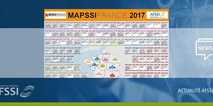 MAPSSI 2017 - retrouvez par région près de 280 sociétés de services et d'innovation de la filière