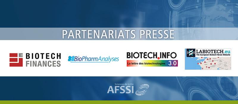 Partenariat presse AFSSI