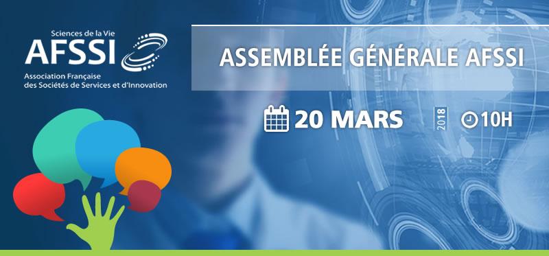 Assemblée Générale AFSSI 2018 - le 20 mars aux Ulis