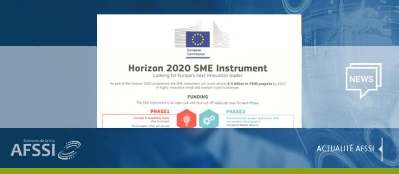Fiche pratique Horizon 2020 SME Instrument