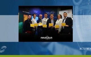 NEUROSYN, nouveau service groupé de Neuroservice et Synapcell, tous deux membres AFSSI