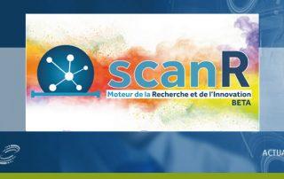 scanR, le moteur de recherche sur la recherche et l'innovation en France