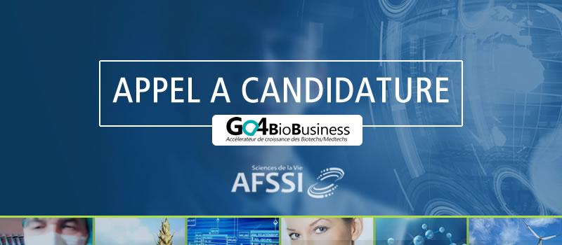 banner appel à candidature Go4biobusiness