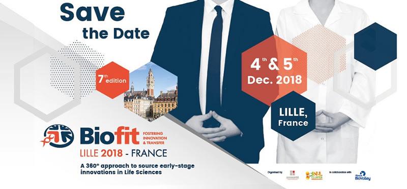 BioFIT 2018 – Lille