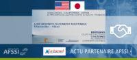 DÉLÉGATION BUSINESS BIOTECH ET MEDTECH JAPONAISE ET AMÉRICAINE 15-16 MARS 2018