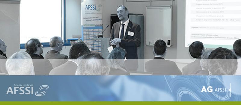 Assemblée Générale AFSSI 2018