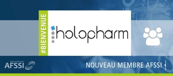 HOLOPHARM, nouveau membre AFSSI