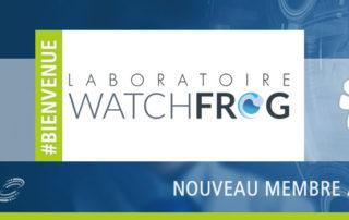 WATCHFROG, nouveau membre AFSSI Sciences de la Vie