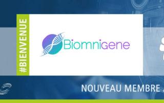 BiomniGene, nouveau membre AFSSI Sciences de la Vie