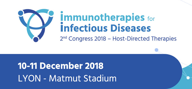 IMMUNOTHERAPIES FOR INFECTIOUS DISEASES CONGRESS 2018