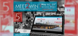 MEET2WIN, Convention Partnering européenne en oncologie 5ème édition