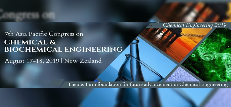 7th Asia Pacific Congress on chemical and Biochemical Engineering