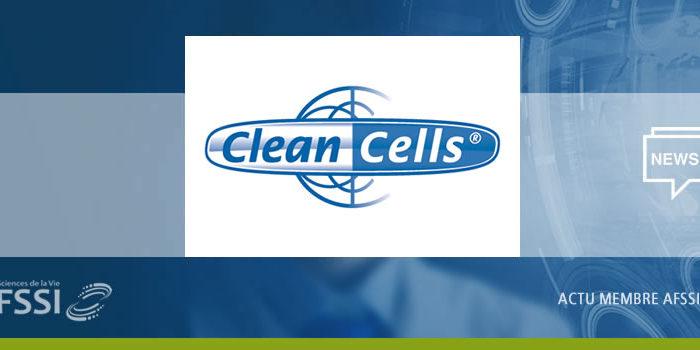 Actualité Clean Cells