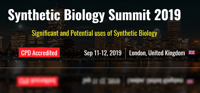 Synthetic Biology Summit 2019