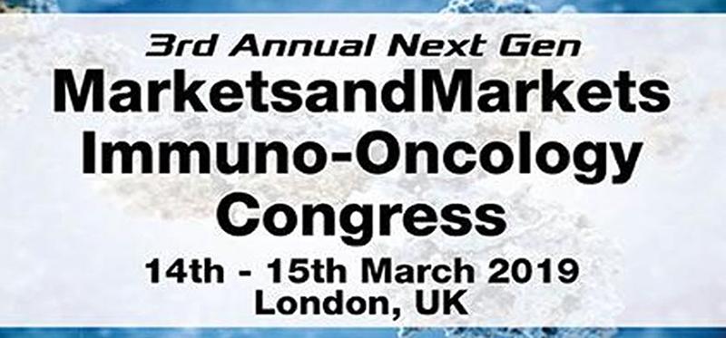 MarketsandMarkets Immuno-Oncology congress.fw