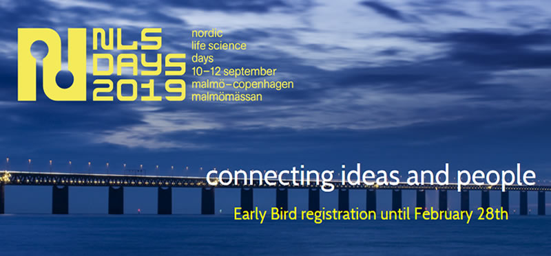 Nordic Life Sciences Days 2019
