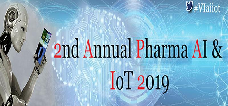 Pharma AI & IOT 2019