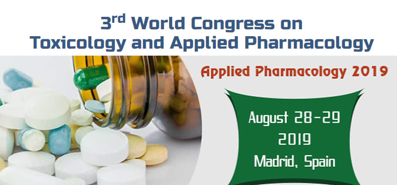 World Congress on Toxicology and Applied Pharmacology 2019