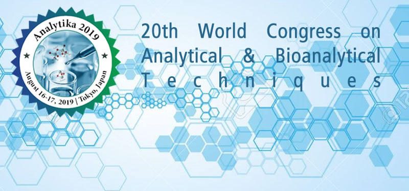 20th World Congress on Analytical & Bioanalytical Techniques