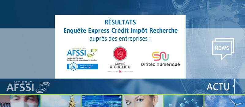 Résulats Enquete Express CIR