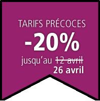Prolongation tarif précoce 2019