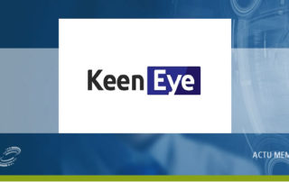 KEEN EYE Levée de fonds