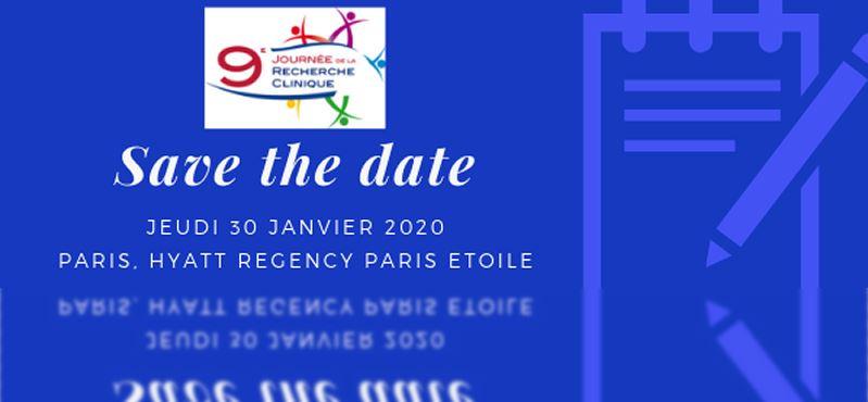 AFCRO-9ème Journée de la Recherche Clinique 2020