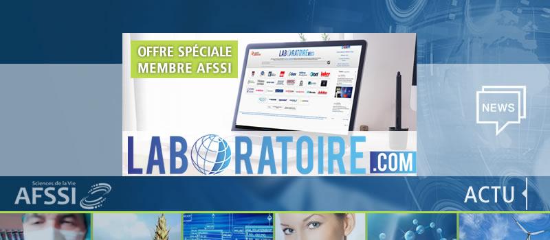 Référencez votre entreprise et vos préstations dans LABORATOIRE.com