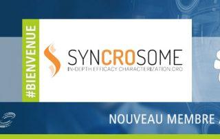 Syncrosome, nouveau membre AFSSI Sciences de la Vie