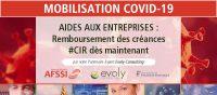 Actualité AFSSI - Remboursement des créances CIR dès maintenant via Evoly Consulting