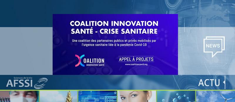Coalition Innovation Santé - Crise Sanitaire