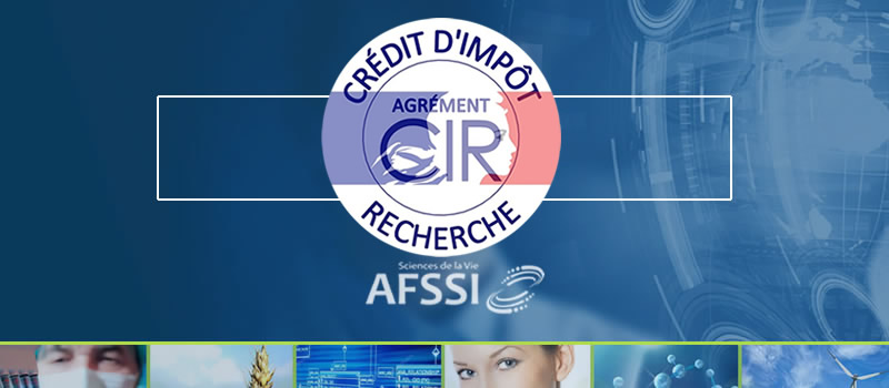 Actualité AFSSI Sciences de la Vie - CIR - Crédit Impôt Recherche