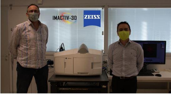 Partenariat Imactiv3d-Carlzeiss