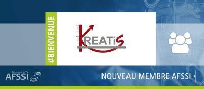 Kreatis, nouveau membre AFSSI