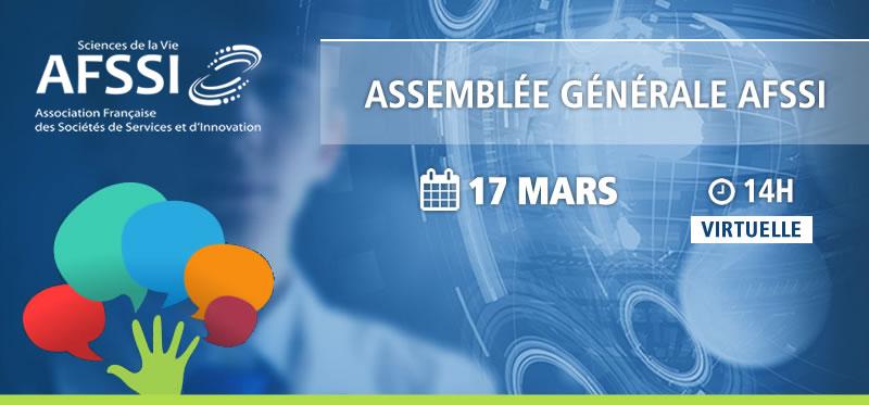 Assemblée Générale AFSSI 2021