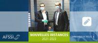 Communiqué - Nouvelles instances 2021 AFSSI - Hugues Contamin Président 2021-2022
