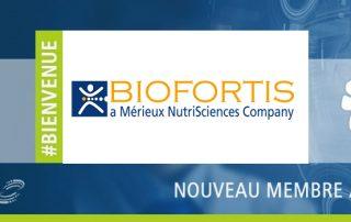 BIOFORTIS rejoint les membres AFSSI