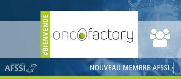 Oncofactort rejoint les membres AFSSI