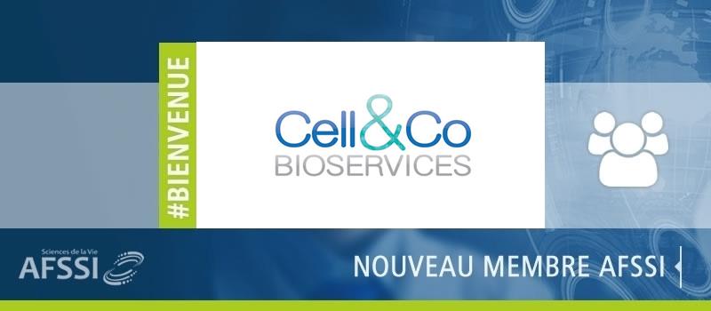 Cell&Co - membre AFSSI Sciences de la Vie